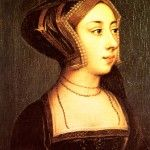 Queen Anne Boleyn takes to her chamber