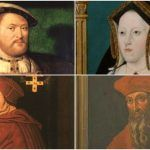 21 June 1529 – King Henry VIII and Queen Catherine of Aragon at the Legatine Court