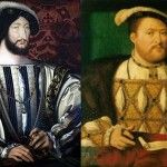 21 October 1532 – Henry VIII left Anne Boleyn in Calais while he met with Francis I