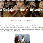 Interview and giveaway – plus cute cat picture!