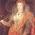 The birth of Queen Elizabeth I on 7 September 1533