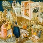 Palm Sunday in Tudor Times