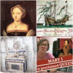 19 July – Mary Boleyn, a new queen, the Mary Rose and a noble imp