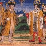 29 October 1532 – Henry VIII Bids Farewell to Francis I