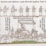 14 January 1559 – The Coronation Procession of Elizabeth I