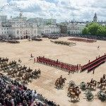 The Tradition of Trooping the Colour