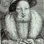 14 February 1547 – The dog licks up the King's blood