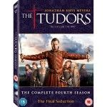 The Tudors Season 4 DVD Available to Pre-order in the UK