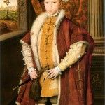 The Coronation of Edward VI – 20 February 1547