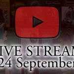 24 September Evening with the Authors Live Streaming