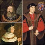 1 February 1514 – Charles Brandon is made Duke of Suffolk and Thomas Howard is made Duke of Norfolk