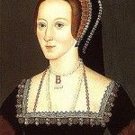 Anne Boleyn Queen of England