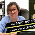 Was Anne Boleyn charged with witchcraft?