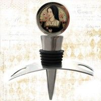 Anne Boleyn Wine Stopper