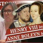 27 October – Anne Boleyn makes her entrance in a lavish masque
