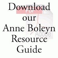 The Anne Boleyn Resource Guide