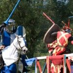 1 May 1536 – Henry VIII leaves the May Day joust suddenly