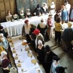 A Tudor Feast at Christmas