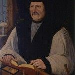 17 December 1559 – Matthew Parker consecrated as Archbishop of Canterbury