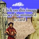 Anne Boleyn E-card
