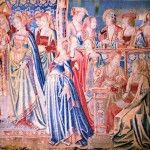 9 October 1514 – Mary Tudor, sister of Henry VIII, gets married