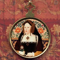 Katherine of Aragon Heirloom Pendant