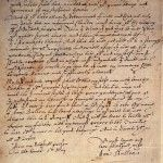 6 May 1536 – Anne Boleyn's Letter to Henry VIII from the Tower