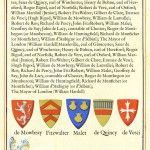 Anne Boleyn, Katherine Howard and a Magna Carta Baron by Marilyn Roberts