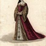 2 June 1536 – Jane Seymour appears in public as queen