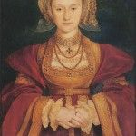 4 August 1557 – The burial of Anne of Cleves
