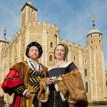 Anne Boleyn's Coronation Celebrations 24-26 May 2014 at the Tower of London