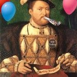 The Birth of Henry VIII