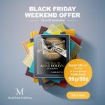 Black Friday weekend sale on my books!