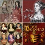 25% off The Life of Anne Boleyn course, The Six Wives of Henry VIII course, and more!