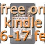 Get My Books for Free – 16th and 17th February