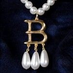 Anne Boleyn B Necklace Discounts May 2014