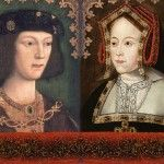 11 June 1509 – Henry VIII marries for the first time