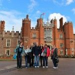 The Anne Boleyn Experience Day Three – Hampton Court Palace