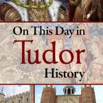 On This Day in Tudor History Paperback Now Available