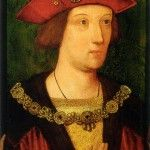 20 September 1486 – Birth of Arthur, Prince of Wales