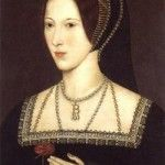 12 April 1533 – She has changed her name from Marchioness to Queen
