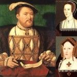 30 November 1529 – Catherine of Aragon and Anne Boleyn get cross with Henry VIII