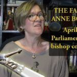 27 April 1536 – Parliament and a bishop consulted – The Fall of Anne Boleyn