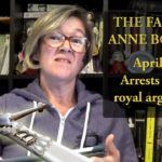30 April – Arrests and a royal argument