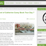 Cor Rotto: A Novel of Catherine Carey Book Tour Final Day – Life in Exile