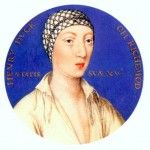 22 July 1536 – Henry Fitzroy departed his life
