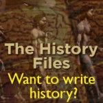 New Website – The History Files