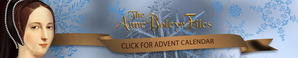 A Tudor Christmas at the Anne Boleyn Files