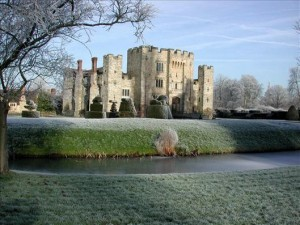 Hever Castle Winter