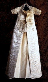 Elizabeth I's Christening Gown, Sudeley Castle